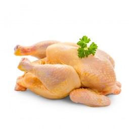 Whole Yellow Chicken Cornfed