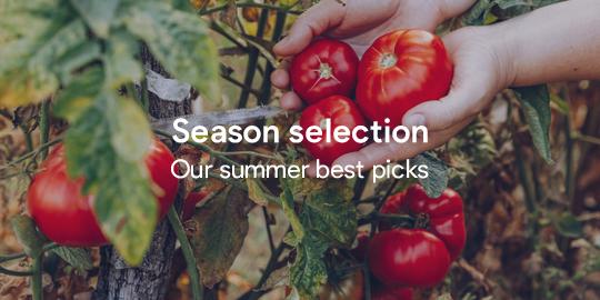 season selection potatoes