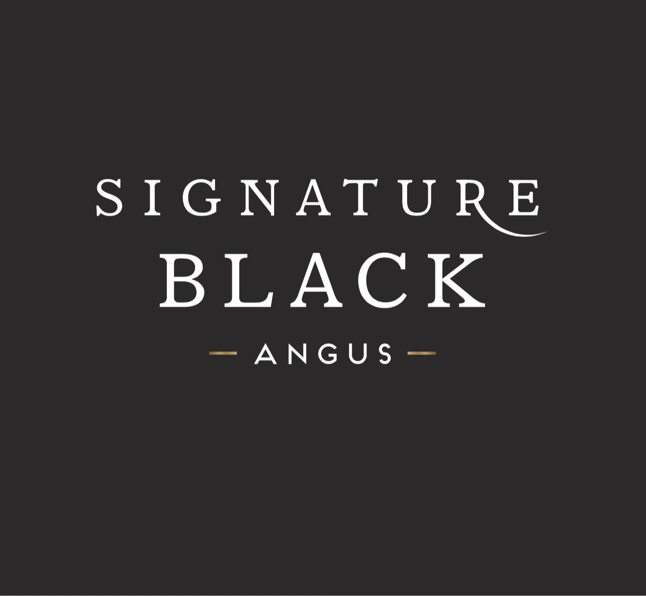 Signature Black Angus